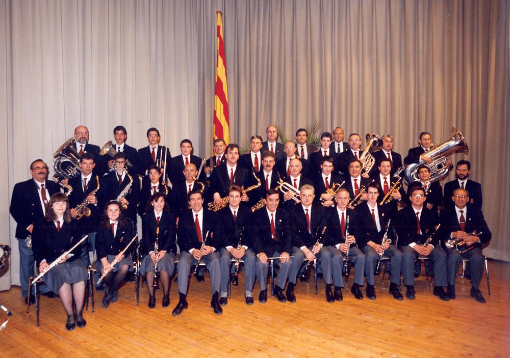 1990---grupo-banda-santa-cecilia